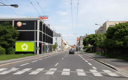 Pardubice - ulice Teplého