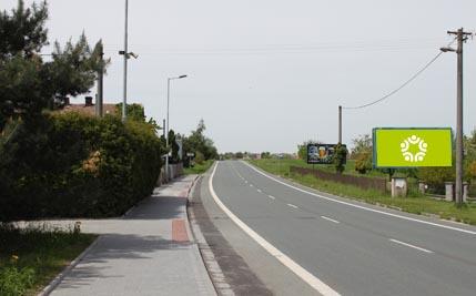 Bukovka - výjezd, silnice I/36