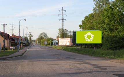 Staré Hradiště - silnice I/37, u H-centra