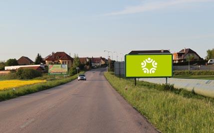 Staré Hradiště - silnice I/37, směr Hradec Králové