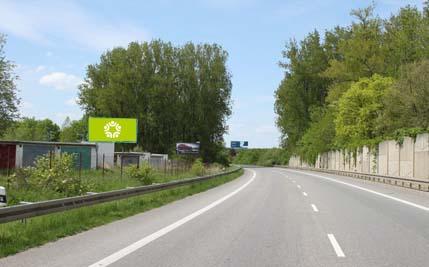 Pardubice - ulice Nádražní, příjezd od Chrudimi, druhý