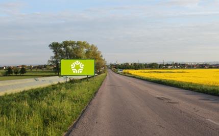 Staré Hradiště - silnice I/37, za Hradištěm na Písku, druhý