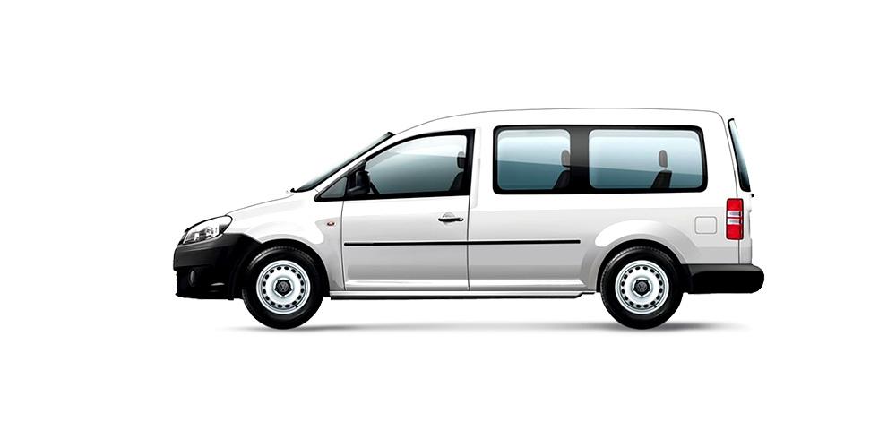 Mikrobusy - dodávky pro přepravu osob