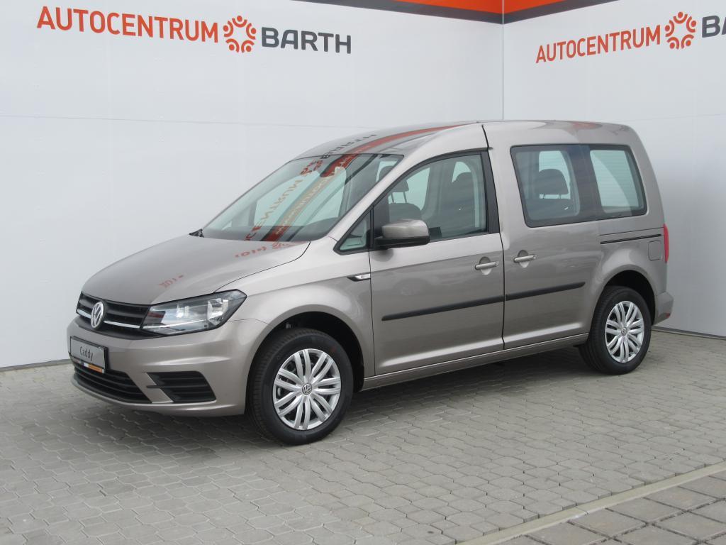 Volkswagen Caddy kombi Trendline KR EU6 2,0TDi / 75kW