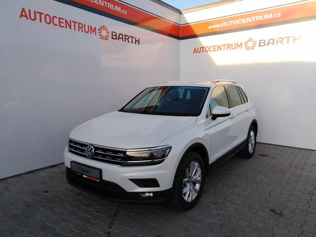 Volkswagen Tiguan Maraton Edition 6G 2,0TDI / 110kW