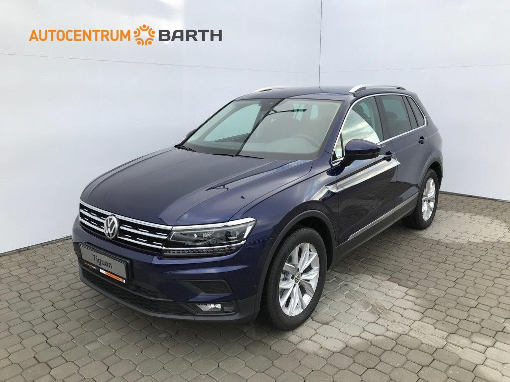 Volkswagen Tiguan Maraton Edition 6G 1,5TSI / 110kW