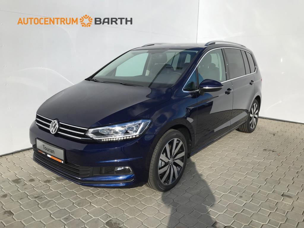 Volkswagen Touran Maraton Edition 7DSG 1,5TSI / 110kW