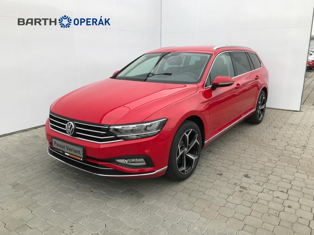 Volkswagen Passat Variant Elegance 7DSG 2,0TSI / 140kW