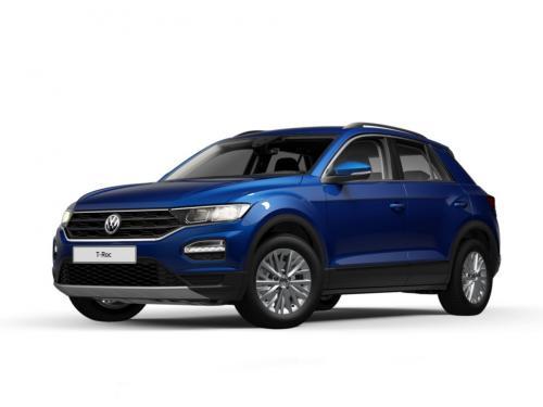 VW T-Roc Design 1.5 TSI EVO 110 k W DSG