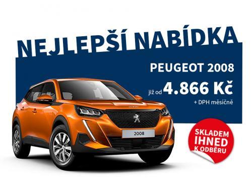 Peugeot 2008 Active 1.2 PureTech 74 kW