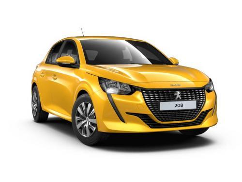 Peugeot 208 ACTIVE S&S MAN6 1.2 PureTech / 75kW