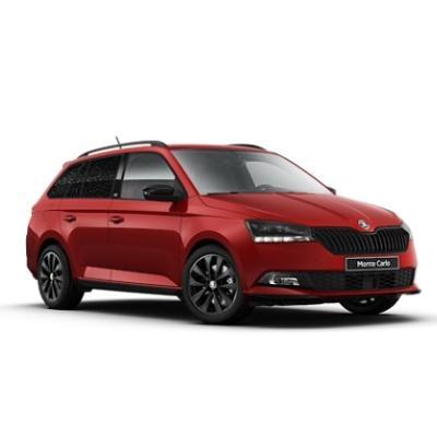 ŠKODA Fabia Combi 1.0 TSI Monte Carlo 81 kW