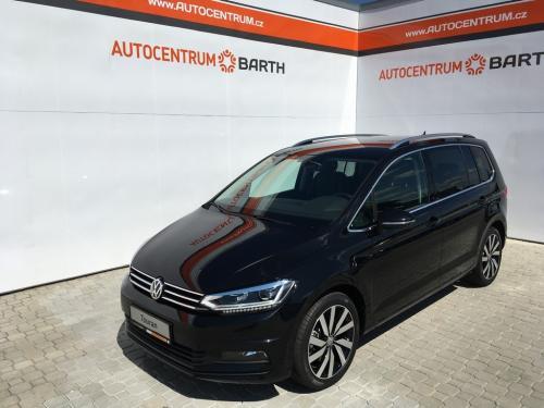 Volkswagen Touran Maraton Edition 6G 2,0TDI / 110kW