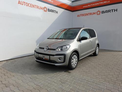 Volkswagen up! Maraton Edition 1,0TSI / 66kW