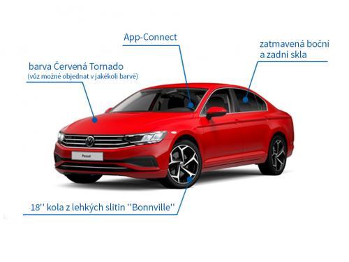VW Passat Limousine 1.5 TSI Business 110 kW - akční model