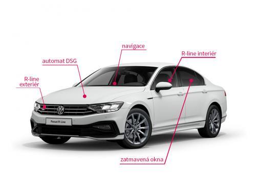 VW Passat Limousine 1.5 TSI R-Line 110 kW DSG