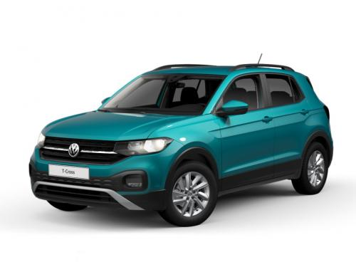 VW T-Cross Life 1.0 TSI 70 kW