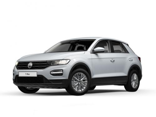 VW T-Roc 1.0 TSI 85 kW - protiúčet