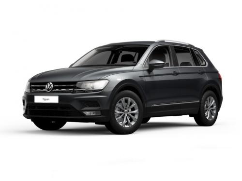 VW Tiguan 2.0 TDI Comfortline 140 kW DSG 4Motion