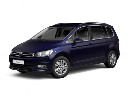 VW Touran 2.0 TDI Highline 110 kW