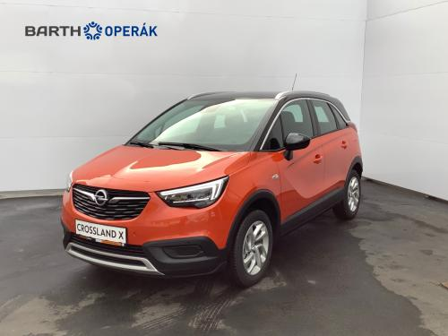 Opel Crossland X Innovation MT6 1,2 TURBO / 81kW
