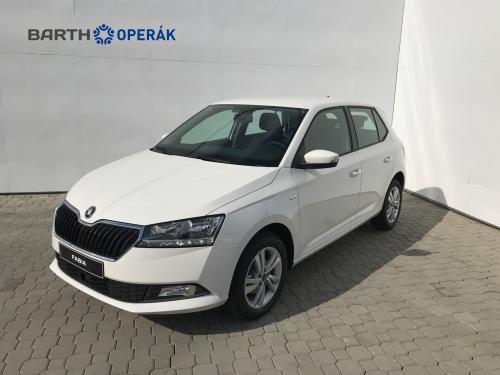 ŠKODA Fabia Ambition 6MP 1,0TSI / 81kW