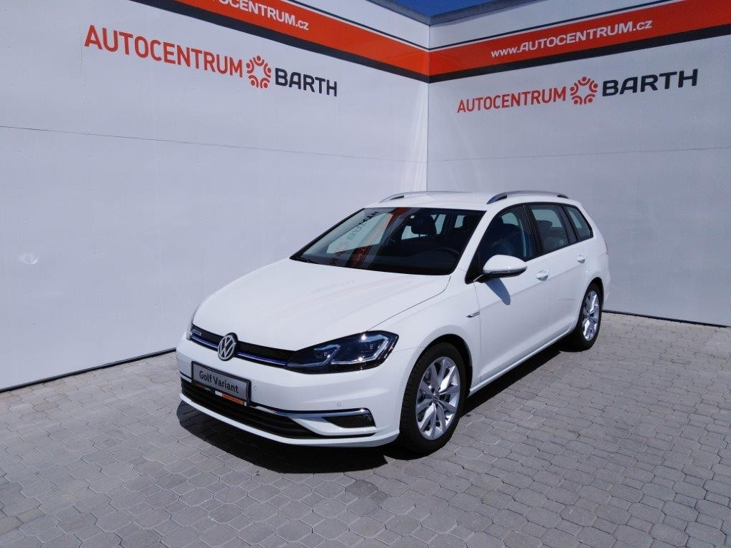 Volksw. osobní Golf Variant Maraton Edition 6G 1,5TSi / 110kW